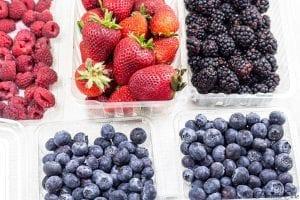 Organic Mixed Berries