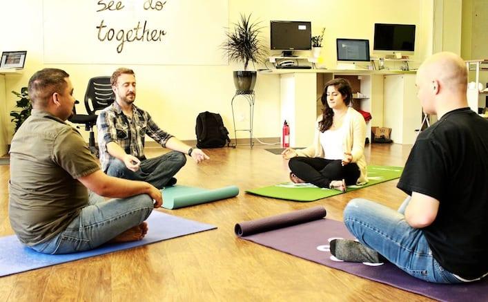 Group Meditate