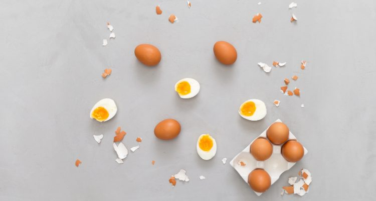 Eggs and Egg Whites For Muscle Recovery