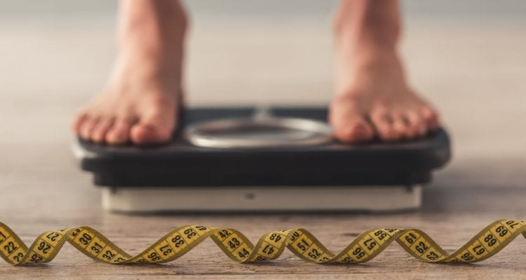 Unexplained weight loss due to parasites