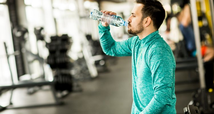 Water As A Workout Recovery Food