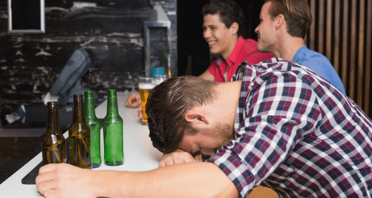 Drinking too much can lead to a leaky gut