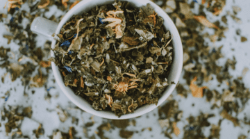 10 Common, Safe & Powerful Herbs To Reduce Stress
